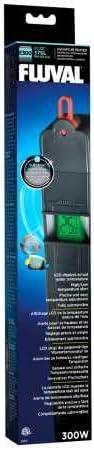 Fluval E300 Advanced Electronic Heater, 375 L
