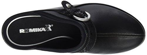Romika Mokassetta 279, Boots femme Noir (Schwarz 100)