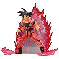 Bandai - Figurine Dragon Ball Z - Tamashii Nations World Tour Exclusives Son Gokou Kaiohken Version S.H.Figuarts - 4549660161417