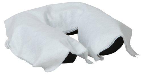 Sierra Komfort Einweg Blatt Gesichtsauflage (100Stück), weiß (Earthlite Massagetische)