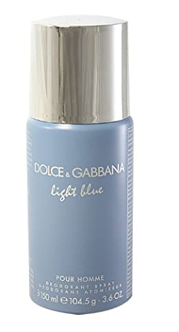 Dolce & Gabbana Light Blue Pour Homme Deodorant Spray -
