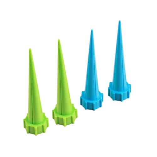 Nail Food System (ForceSthrength Garden Cone Spike Bewässerungsanlage Flower Waterers Bottle Irrigation System)