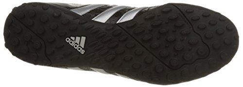 adidas Ace15.4 Turf Herren American Football Schuhe Noir (Core Black/Silver Met/Solar Yellow)