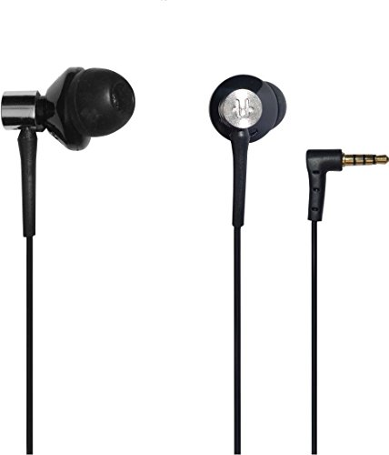 UBON Universer Earhpones - High Qulity Headsets Earphones Headphones Big Daddy Bass For Apple Samsung Sony HTC LG Micromax Mi Gionee Moto G [Black)  available at amazon for Rs.199