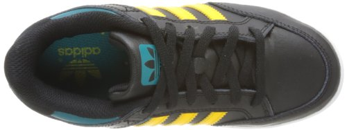 adidas Originals VARIAL J Q33255 Jungen Sneaker Schwarz (BLACK1/RAYYE)