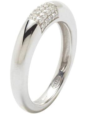 Fossil Damen-Ring 925 Sterling Silber Gr. 53 (16.9) JF17955040-6.5