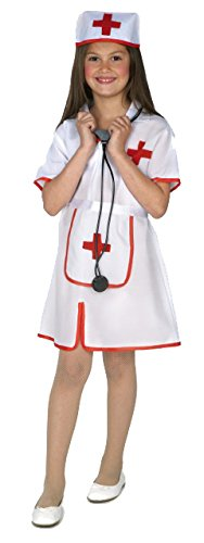 enschwester (5–7Jahre) (Krankenschwester Kind Kostüme)