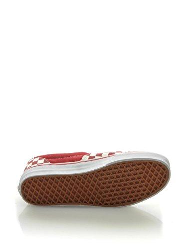 VansEra Unisex - Scarpe da Ginnastica Basse Uomo Rosso (rosso)