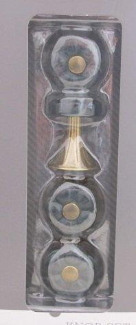 tumbled-brass-finish-knob-set-set-of-4-sea-green-by-threshold
