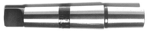 Shank Drill Chuck Arbor (Drill America DEWA0403 Qualtech Drill Chuck Arbor, #4 Morse Taper Shank To #3 Jacobs Taper (Pack of 1) by Drill America)