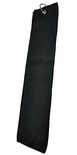 caddydaddy-golf-microfiber-tri-fold-towel-black