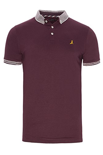 brave-soul-mens-mts-gloverb-polo-shirt-burgundy-medium