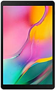 Samsung Galaxy Tab A 10.1 (2019) -LTE 2GB RAM, 32GB, Gold, UAE Version