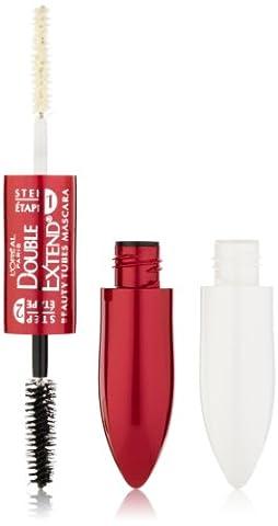 L'OREAL Double Extension Beauty Tubes Mascara, Nourishing, Ultra-Lengthening Black N° 570