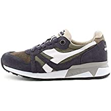 Amazon.it  scarpe diadora heritage - Verde 3f3a6dd8f35