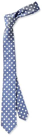s.Oliver BLACK LABEL Herren Krawatte 12.305.91.5000, Gr. one size, Blau (5628)