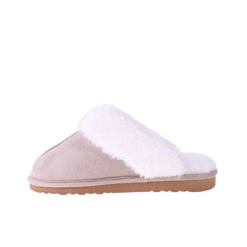 Dunlop, Punta chiusa donna Beige (beige)
