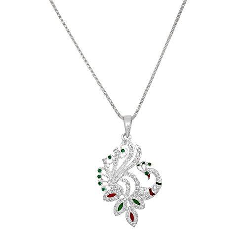 sempre-londres-plaque-rhodium-paon-elegant-chaine-avec-pendentif-en-cristal-autrichien-aaa-diamants-