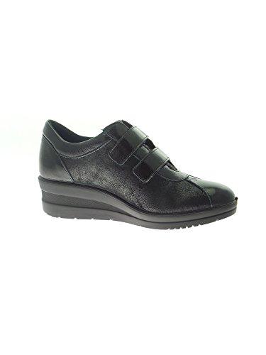 Enval 69860 Sneakers Donna Nero