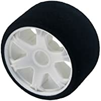 Pre-glued tire front sponge Medium 30 (white) SDD-130VHW (Japan import / The package and the manual are written in Japanese) - Compare prices on radiocontrollers.eu