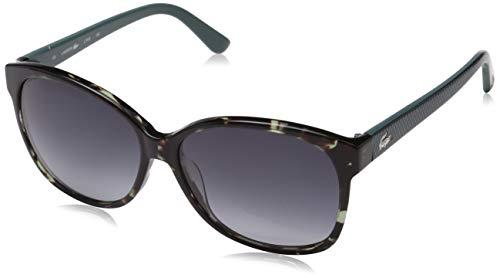 Lacoste occhiali da sole l701s_466-56 (56 mm) petrolio/avana