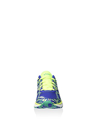 Asics Gel-Lightplay 2 GS Asics Blue Silver Flash Yellow Bleu