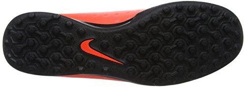 Nike Herren Magistax Ola Ii Tf für Fußballtrainingsschuhe Rot (Total Crimson/black/bright Mango)
