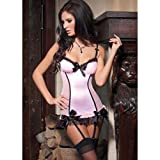 Passionate Pink Chemise-M (Size 12 - 14)