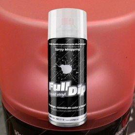 Dip Full Color Spray Flüssiges Vinyl Smoked 400 ml - rot geräucherter