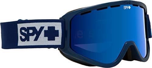 Spy Optic Woot Schneebrille | Kleine Medium Ski, Snowboard Oder Schneemobil Goggle | Reinigen Design und Alle Tag Komfort | Scoop Vent Tech | Quebec Bronze (Snowboard Electric Brille Damen)