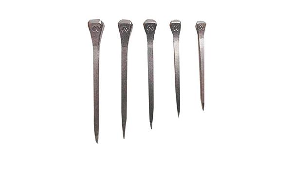 Hufnägel 10 Stück Hufeisen Nägel 4,1  cm 41 mm
