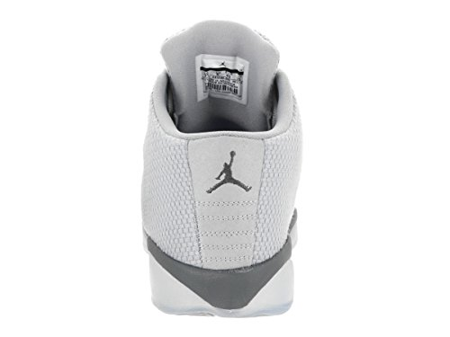 Nike Jungen 845099-005 Basketballschuhe Grau