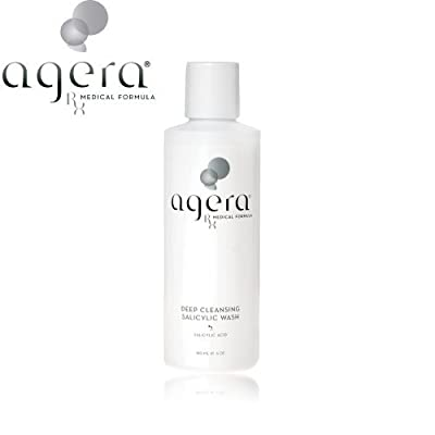 Agera Deep Cleansing Salicylic Wash - 180ml