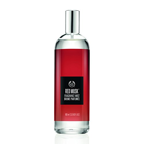 The Body Shop Red Musk Fragrance Mist, 100ml