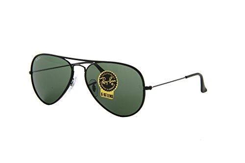 ray-ban-aviator-occhiali-da-sole-da-uomo-nero-halb-matt-schwarz-55mm