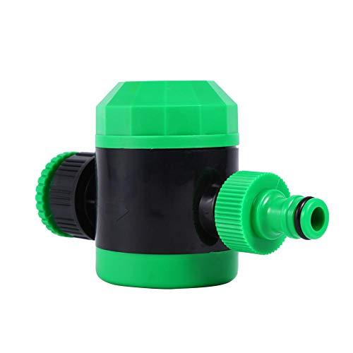 Hongzer Gartenbewässerung Timer, 2 Stunden automatische mechanische Wasser Timer Schlauch Sprinkler Bewässerungssteuerung Gartenversorgung - Mechanische Wasser Timer