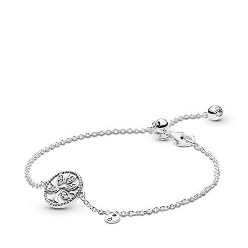 Pandora Damen-Charm-Armbänder 925 Sterlingsilber 597776CZ-16