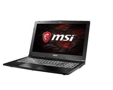 "MSI Gaming GL62M 7RDX-1267NL 2.5GHz i5-7300HQ 15.6"" 1920 x 1080Pixel Nero Computer portatile notebook/portatile"