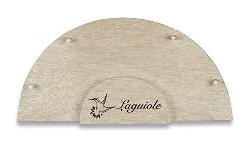 Expositor peana madera 4 Navajas francesas laguiole