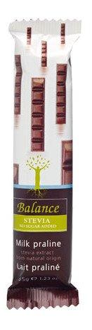 Klingele Balance - Chocolate - Milk Praline - 35g