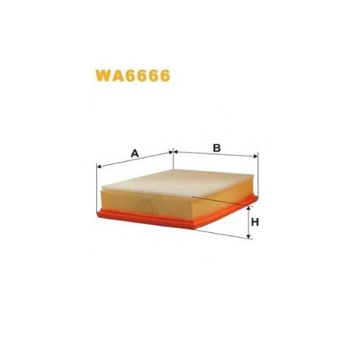 Wix Filters WA6666 Luftfilter