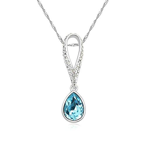 amdxd-jewelry-alloy-pendant-necklaces-for-women-teardrop-ocean-blue-47x13cm
