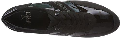 Caprice 23649 Damen Sneakers Schwarz (Black 001)