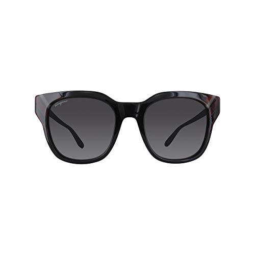 Sonnenbrille FERRAGAMO SF 875 S 001 SCHWARZ