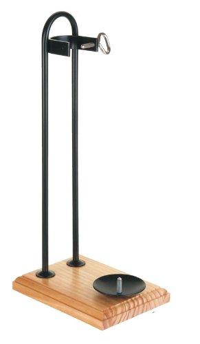 Flores-Corts-17501-Soporte-jamonero-vertical-color-negro