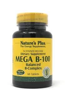 Mega B-100 Komplex 60 Tabletten S/R NP -