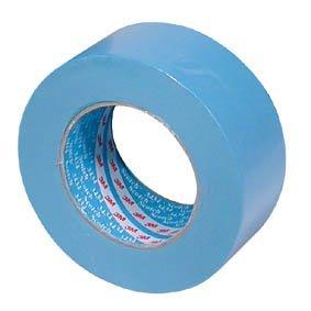 Kfz-Abdeckband 3M 3434zur Maskierung für die Spritzlackierung, Maße: 50 mm x 50m, blau