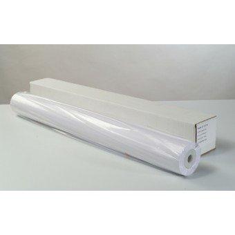 """Plotterpapier Rolle 80g / m² 0,914 x 50 Meter (DIN A0, 36"""") für CAD, hochweiß, unbeschichtet, 2"""" Kern, VE = 1 Rolle"""
