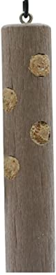 Birds Choice Suet Log Feeder, 4-Log Capacity from Bird's Choice
