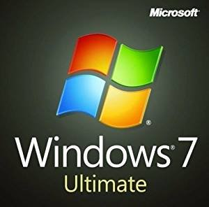 Windows 7 Ultimate 32/64 Bit OEM